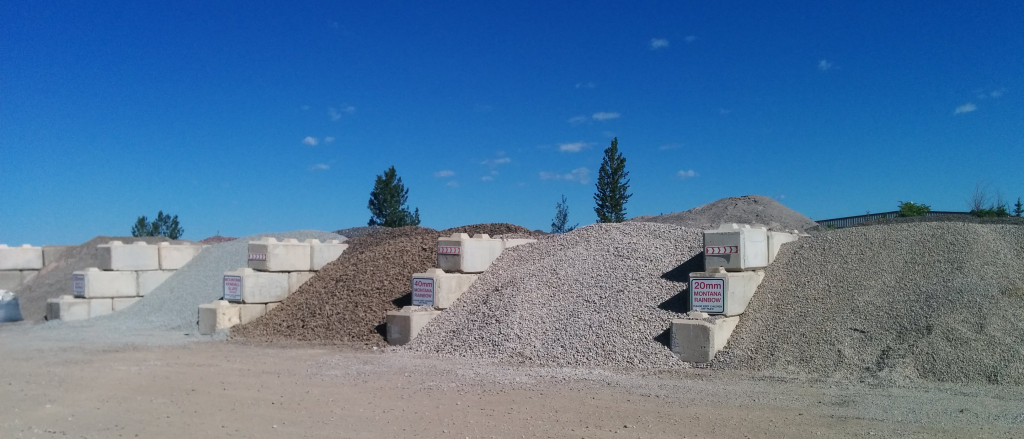 Bulk Landscaping and Construction Materials